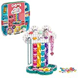 LEGO DOTS Rainbow Jewelry Stand 41905 DIY Craft Decorations Kit, A Fun Toy for Kids who Like Creating Arts and Crafts Bedroom Decor Accessories, New 2020 (213 Pieces)