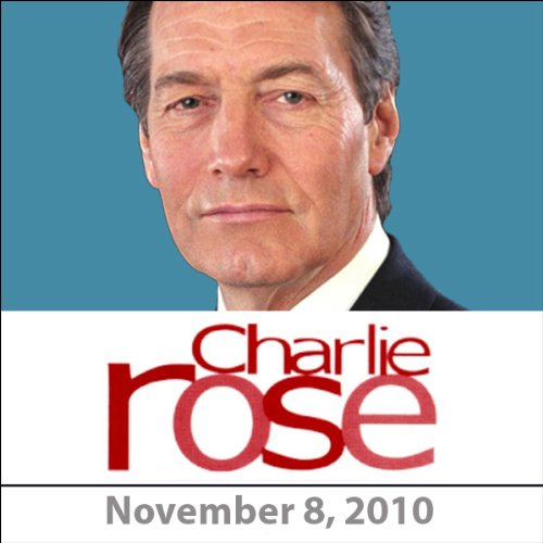 Charlie Rose: Thomas L. Friedman and Dave Pelz, November 8, 2010 cover art