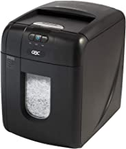 Swingline GBC Paper Shredder, Auto Feed, 130 Sheet Capacity, Micro-Cut, 1-2 Users, Stack-and-Shred 130M (1758571)