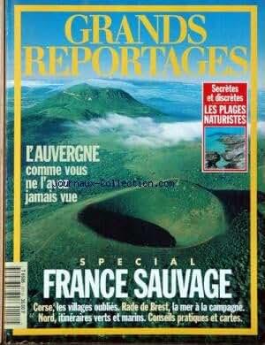 GRANDS REPORTAGES [No 151] du 01/08/1993