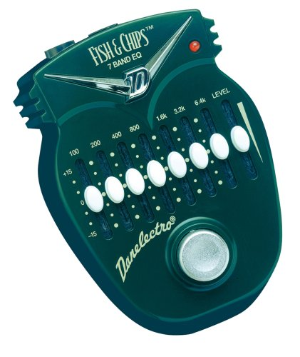 Danelectro DJ-14C EQ Mini Effects Pedal