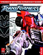 Transformers - Prima's Official Strategy Guide de Levi Buchanan