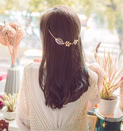 Ogquaton Premium 1 Feuille Attrayant Charmant Épingle à Cheveux Fille Accessoire Pratique