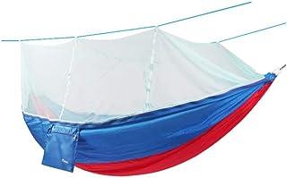 LULUD with Mosquito Nets Hammock - Multipurpose - Outdoor, Indoor,Garden, Camping - Swing Bed - Ultralight Portable with -...