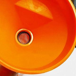 Zonster Orange Voiture Ravitaillement en Carburant Entonnoir Flexible en Polyéthylène Amovible Car L' Entonnoir À Huile Es...