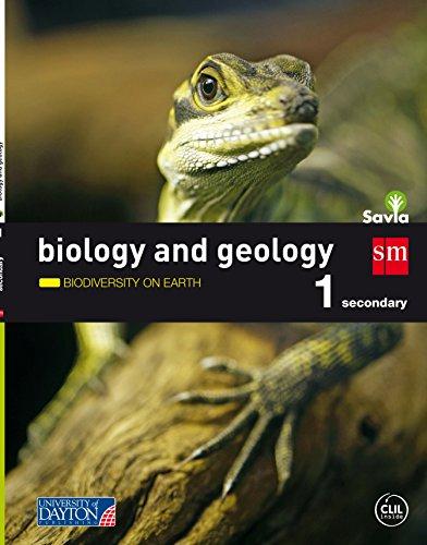 Biology and geology. 1 Secondary. Savia: Galicia - Pack de 3 libros - 9788416346738