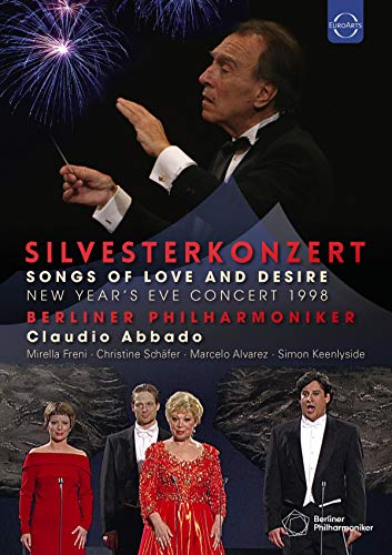 Berline Silversterkonzert/New Year S Eve Concert 1998/Songs of Love and Desire/Ntsc