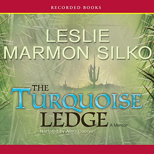 The Turquoise Ledge audiobook cover art