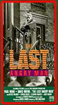 Last Angry Man VHS