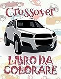 Crossover Libro da Colorare: ✎ C...