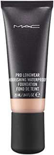 Mac Pro Longwear Nourishing Waterproof Foundation~NC35