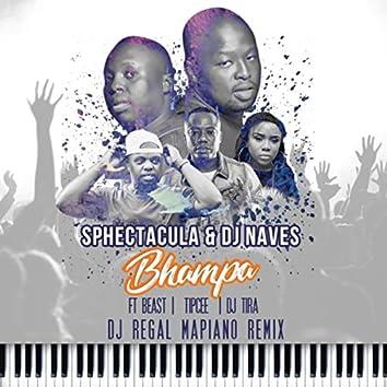 Bhampa (DJ Regal Mapiano Mix) [feat. Beast, Tipcee & DJ Tira]