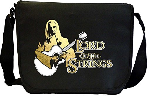 Musicalitee Acoustic Guitar Lord Strings Gandalf - Sheet Music Document Bag Musik Notentasche
