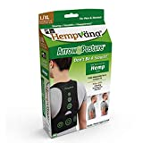Best Posture Supports - Hempvana Arrow Posture - Fully Adjustable Posture Support Review
