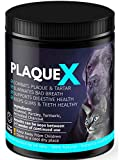 Plaque X 100% Natural Plaque Off & Tartar Remover For Dogs & Cats