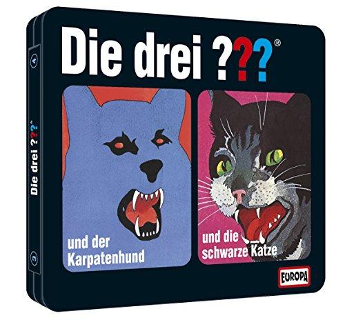 Die Drei ???, Folge 3 & 4: und der Karpatenservice / und die schwarze Katze