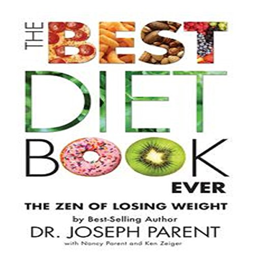 The Best Diet Book Ever audiobook cover art