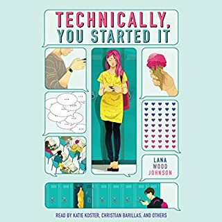Technically, You Started It cover art