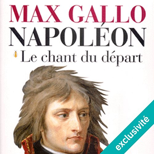 Le chant du départ audiobook cover art