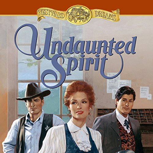 Undaunted Spirit audiobook cover art
