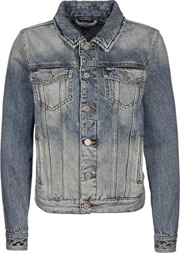 Tommy Jeans Regular W Chaqueta vaquera iron mid