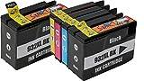Start - 5 Cartuchos de Tinta Compatible con HP 932XL 933XL