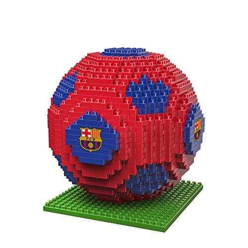 Barcelona FC 3D BRXLZ Fußball-Bausatz