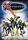 X Men Evolutions-Unexpected Changes [Reino Unido] [DVD]