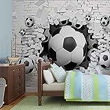 Papier Peint Photo Mural 3383P4 - Collection Sport - XL - 254cm x 184cm - 2 Part(s) - Imprimé sur 115g/m2 papier mural