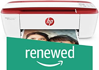 (Renewed) HP DeskJet Ink Advantage 3777 T8W40B All-in-One Printer