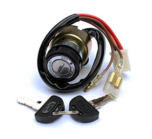 Contacteur à clé convient pour SUZ GT 200 250 500 SP 370 37110 28655