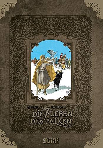 Die sieben Leben des Falken - erster Zyklus (limitierte Sonderedition): Splitter Geburtstagsband 13 (Splitter Geburtstagsedition)