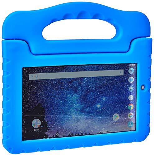 Tablet Multilaser Kid Pad Plus Azul 1Gb Android 7 Wifi Memória 8Gb Quad Core Multilaser - NB278