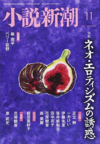 小説新潮 2017年 11 月号 [雑誌]