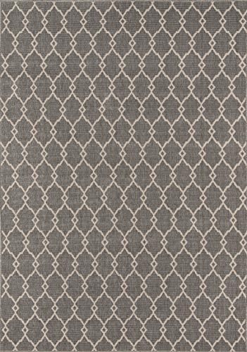 momeni Teppiche baja0blu1837, grau, 2'3