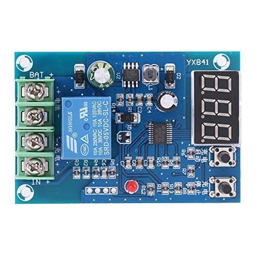 10V-60V 30A acculader regelaar overspanningsbeveiliging module voor geheugenbatterij lithium batterij