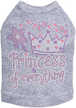 Princess Fresno Mall of Everything Dog Gray 4XL Some reservation Shirt