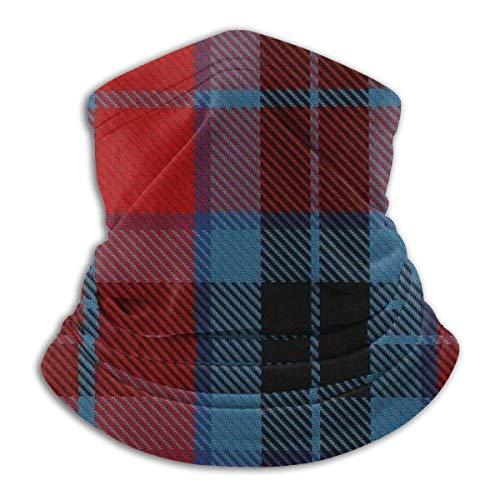MacTavish Clan Tartan - Funda facial unisex resistente al viento, pasamontañas, pasamontañas, transpirable, resistente al viento, calentador facial para acampar al aire libre, motocicleta y correr