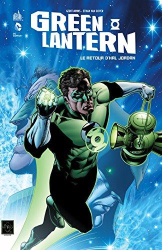 Green Lantern : le retour d'Hal Jordan