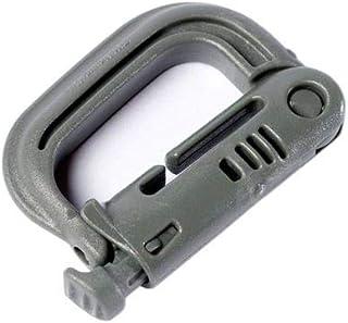 ITW Nexus Boucle de d/égagement lat/éral Noir 50 mm pour sangle militaire tactique #1519