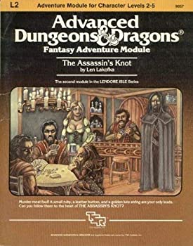 L2 The Assassin's Knot - Book  of the Advanced Dungeons and Dragons Module #C4