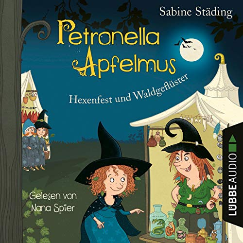 Page de couverture de Hexenfest und Waldgeflüster