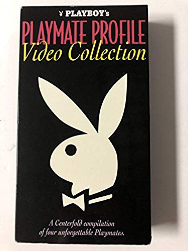 Playboy's Playmate Profile Video Collection featuring Miss January 1998, 1995, 1992, and 1989