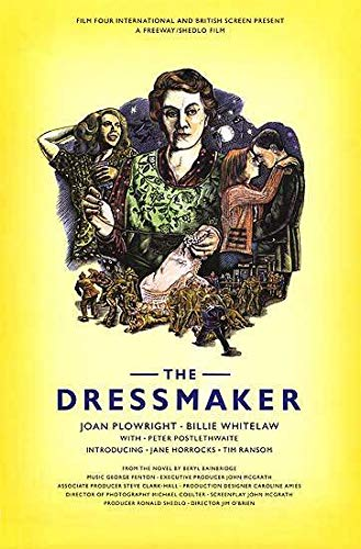 Dressmaker - Authentic Original 27x40 Rolled Movie Poster