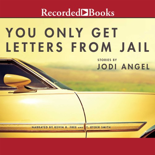 You Only Get Letters from Jail audiobook cover art