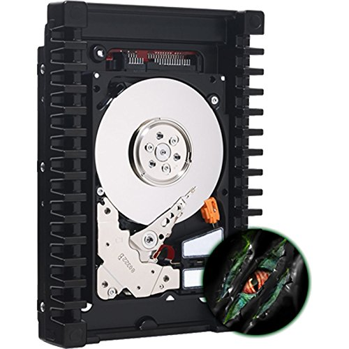 WESTERN DIGITAL VELOCIRAPTOR 500GB 3.5IN 10K RPM SATA 6 GB/S 64MB CACHE