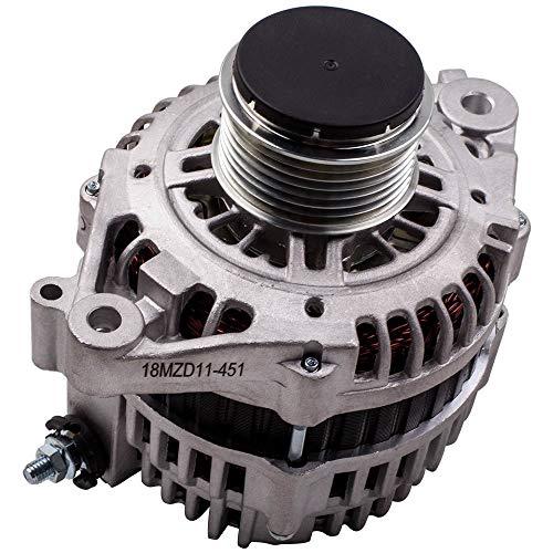 LZZJ Alternadores Alternador de 12V 100 AMPS para Nissan Y61 3.0L Diesel...