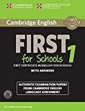 First for Schools 1. Practice Tests with Answers and Audio CDs.