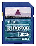 Kingston 1 GB SD Card SD/1GBKR