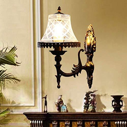 Wandstaal Home Decoration oneindige charme strenge kwaliteitscontrole antiek Tiffany lampvoet Art Nouveau-beweging wandverlichting